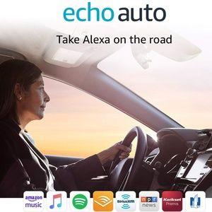 Amazon Echo Auto - Alexa for your car
